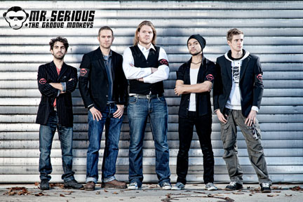 Mr. Serious & the Groove Monkeys